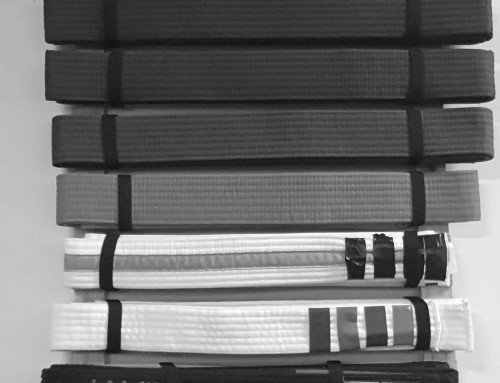 What is the measure of a Black Belt?